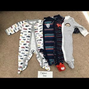 Carters PJ bundle
